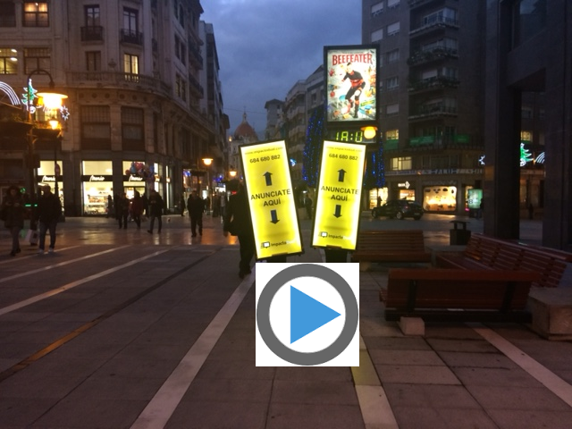 Street Marketing en su máxima expresión