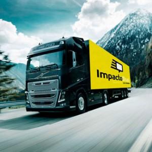 Publicidad en camiones, destinos nacionales e internacionales.