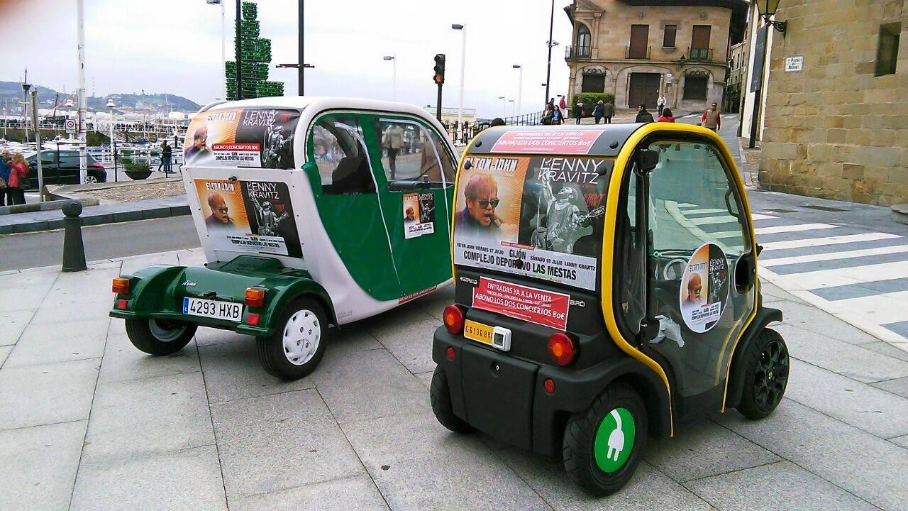 coches Gijón