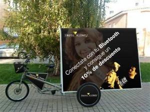 bicicleta impactodual