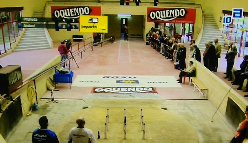 TV EVENTS IMPACTODUAL: Bolos Final Campeonato Asturias